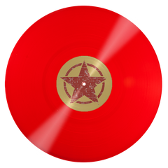"12"" Color Vinyl Pressing"