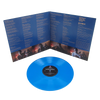 Blue Custom Vinyl Records