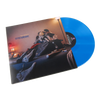 Blue Custom Vinyl Records in Gatefold Jackets