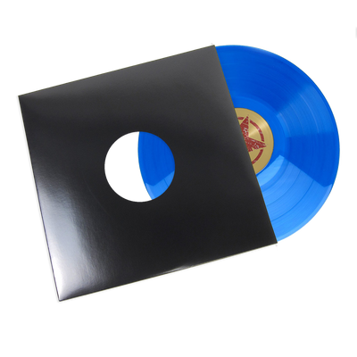 Translucent Vinyl Record Pressing