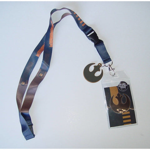 Star Wars Rogue One Lanyard Keychain