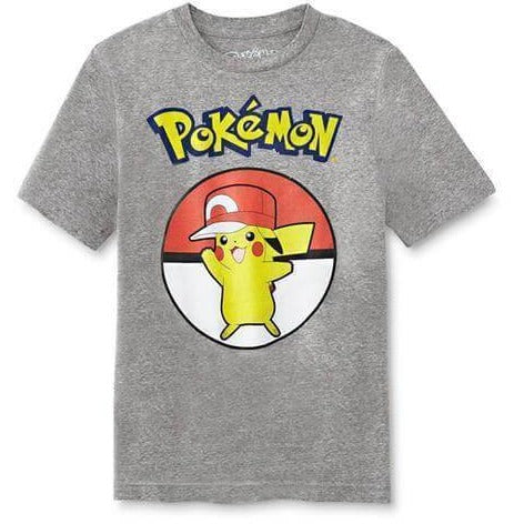 Pikachu Hip Hop Pokeball Adult T-Shirt - Apparelholic