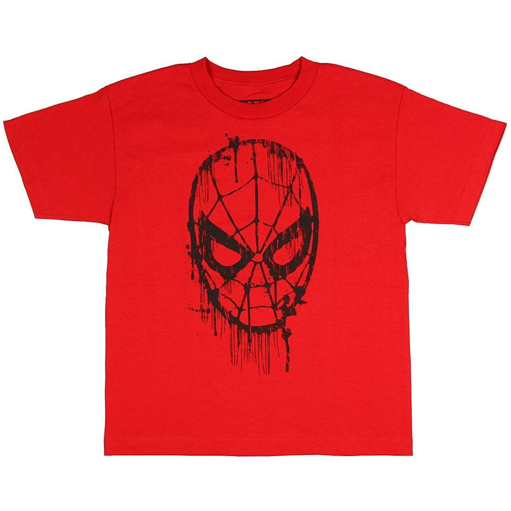 Spider Man Portrait Youth T-Shirt