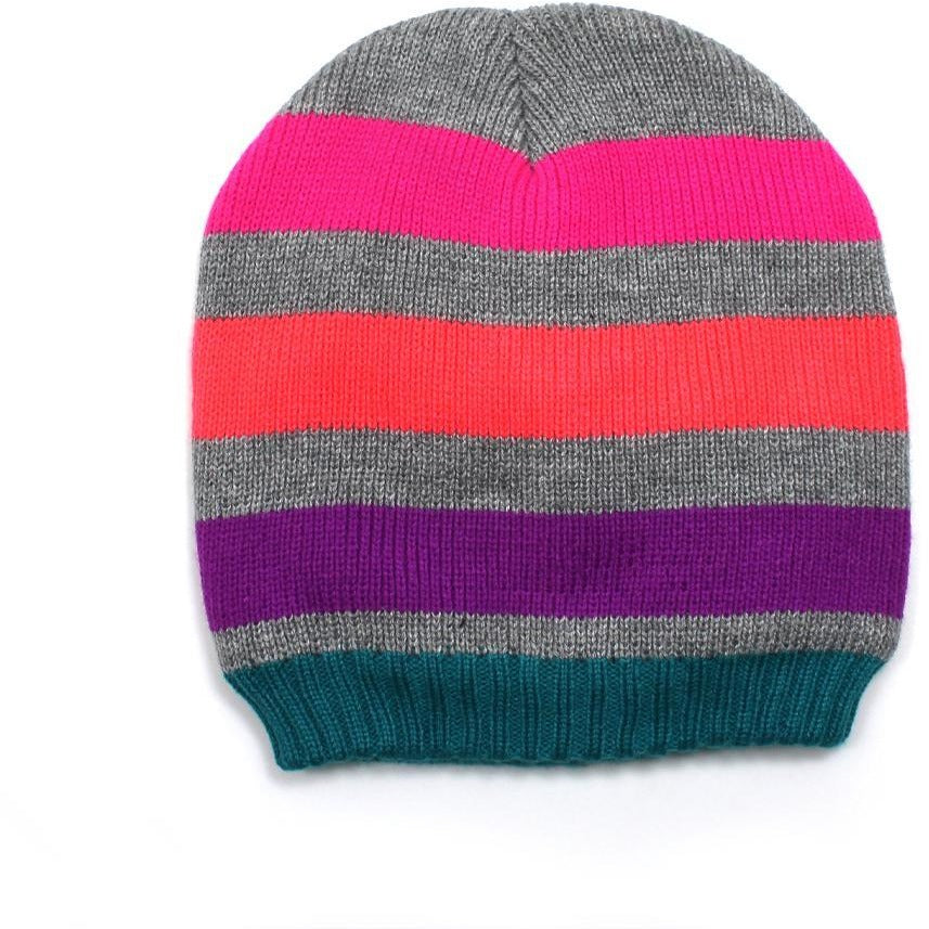 Frostline Multi-Color Beanie Cap
