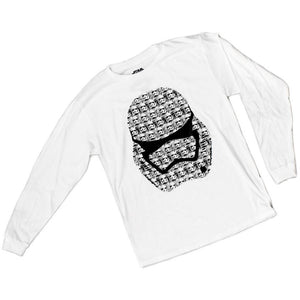 Star Wars Storm Troopers Youth Long Sleeve T-Shirt