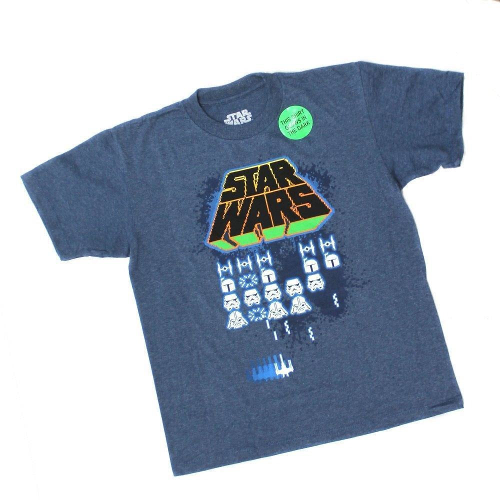 Star Wars Space Invaders Youth T-Shirt