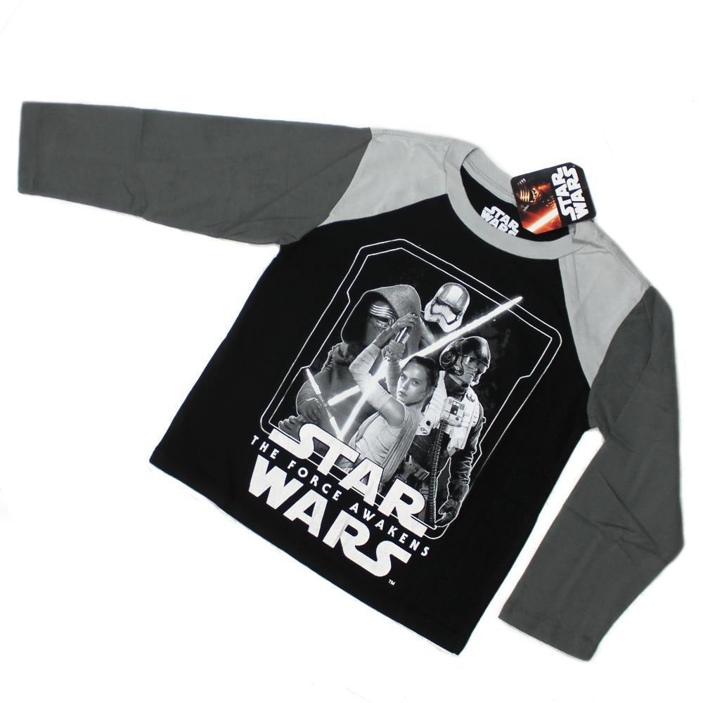 Star Wars Force Awakens Youth Raglan