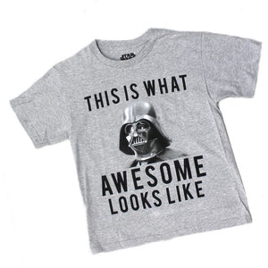 Star Wars What Awesome Looks Like Youth T-Shirt