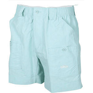 "AFTCO  5"" Fishing Shorts - Bahama - Southern Roots Clothing Company"