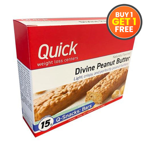 Divine Peanut Butter Bar