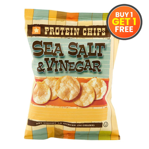 Healthwise Sea Salt and Vinegar Chips