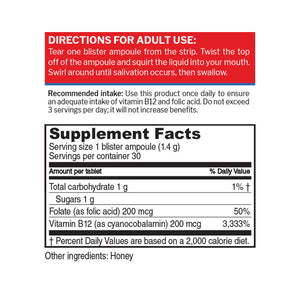 Q-B12 Vitamin Supplement