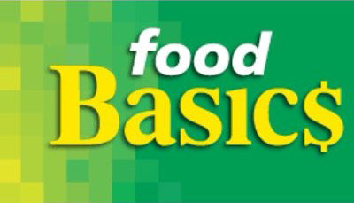 Shop at Food Basics in Support of Toonies for Tummies