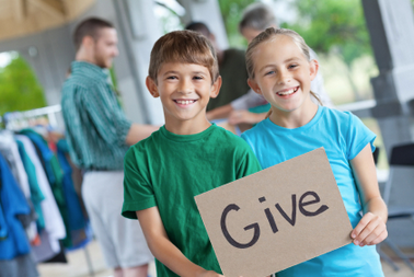 Fun Ways For Kids To Raise Money For Charity