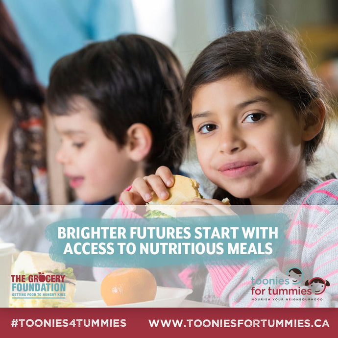 NOURISH YOUR NEIGHBOURHOOD WITH KINDNESS: TOONIES FOR TUMMIES (Repost from mADD World)