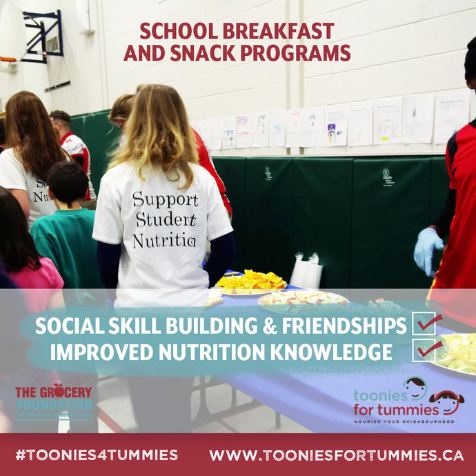 Toonies for Tummies 2018 – Coming Soon to a Store Near You!