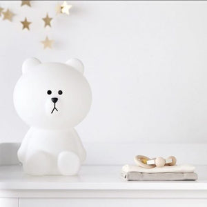 lampe ours 30cm