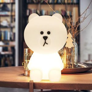 Lampe ours 30 cm