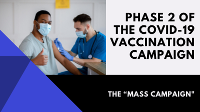 Mass COVID-19 Vaccination Campaign Commences