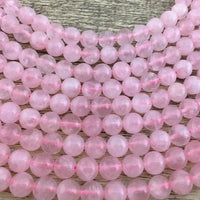 12mm Rose Quartz Bead | Fashion Jewellery Outlet