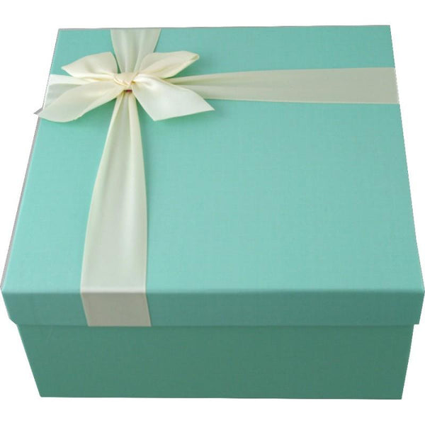 Blue Gift Box | Fashion Jewellery Outlet