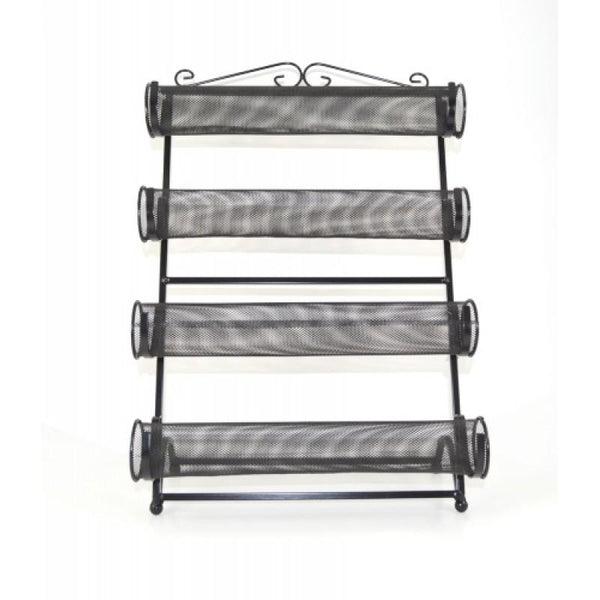 Four Tiers Metal Wire Cylinder Jewelry Hanger | Fashion Jewellery Outlet