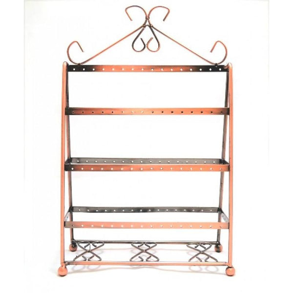 Earring Jewelry Display Rack 2 Sided | Fashion Jewellery Outlet