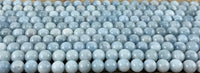 12mm Aquamarine Bead | Fashion Jewellery Outlet