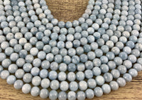 3mm Aquamarine Bead | Fashion Jewellery Outlet