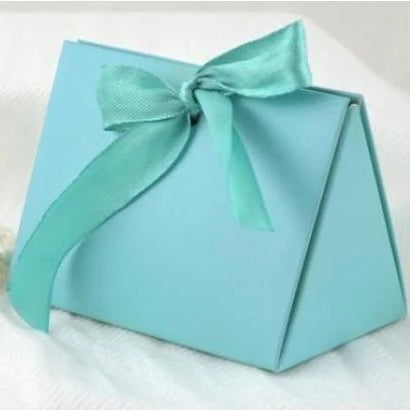 Aqua Blue Truffle Candy Box | Fashion Jewellery Outlet