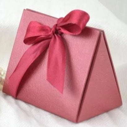 Burgundy Truffle Candy Box | Fashion Jewellery Outlet