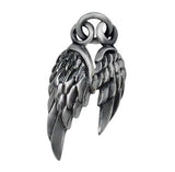 Sterling Silver Angel Wing Charm .925 | Fashion Jewellery Outlet