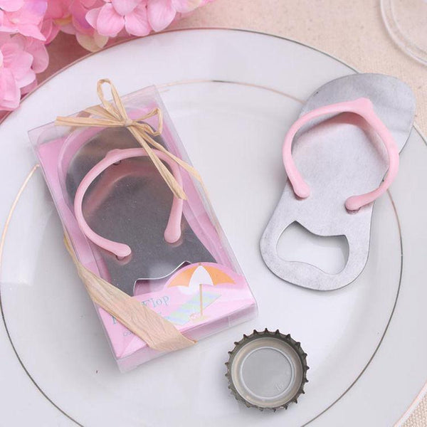 Flip Flop Pink Bottle Opener | Fashion Jewellery Outlet