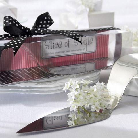 High Heel Cake Server | Fashion Jewellery Outlet