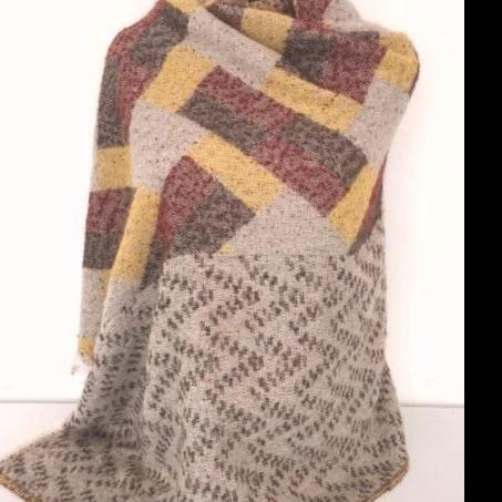 Oblong Blanket Scarf | Fashion Jewellery Outlet