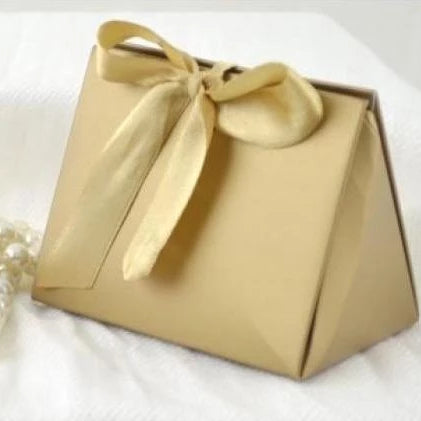 Gold Truffle Candy Box | Fashion Jewellery Outlet