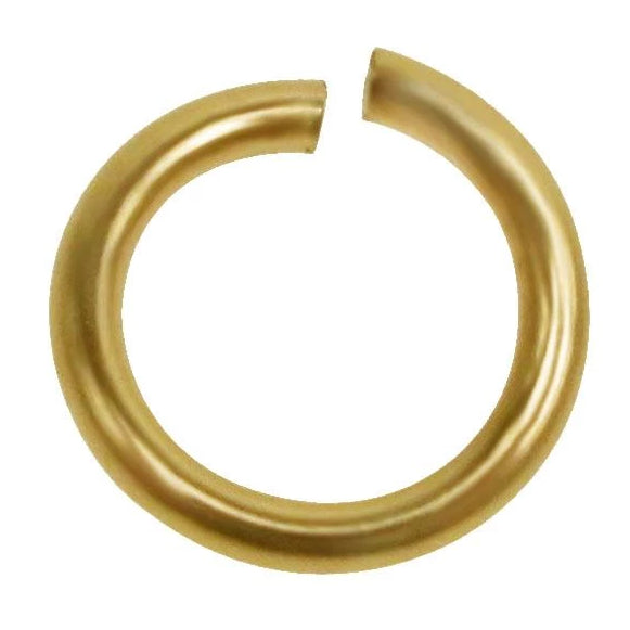 14K Gold Filled Unsoldered Gold Jump Rings | Fashion Jewellery Outlet
