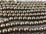 Bronze Hematite Bead | Fashion Jewellery Outlet
