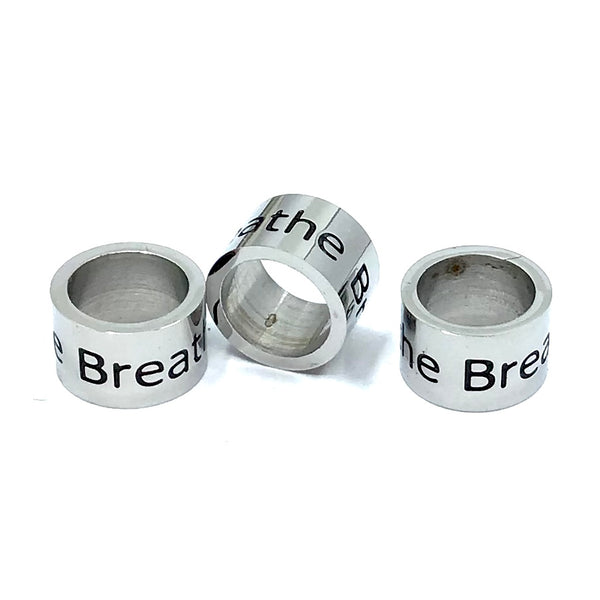 Breathe Stainless Steel Rings | Fashion Jewellery Outlet