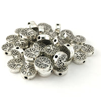 Tree of Life Antique Silver Beads | Fashion Jewellery Outlet