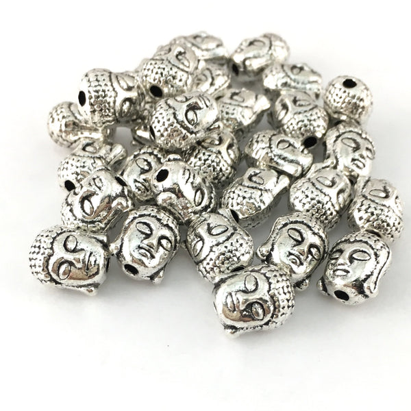 Buddha Head Beads | Fashion Jewellery Outlet
