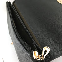 Black Clutch | Fashion Jewellery Outlet