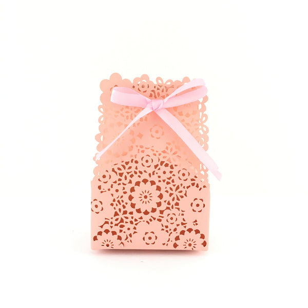 Pink Paper Gift Box | Fashion Jewellery Outlet