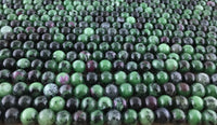 10mm Epidote Beads | Fashion Jewellery Outlet