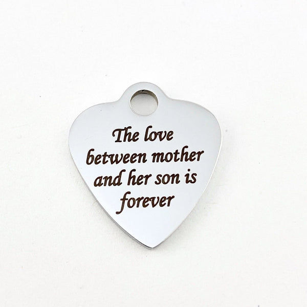 Mother & Son Custom Charm | Fashion Jewellery Outlet