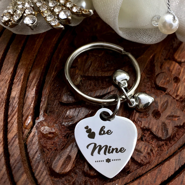 Be Mine Key Chain | Fashion Jewellery Outlet