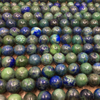 8mm Chrysocolla Beads, Lapis Beads | Fashion Jewellery Outlet