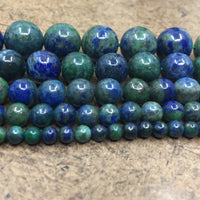 Chrysocolla Beads, Lapis Beads | Fashion Jewellery Outlet