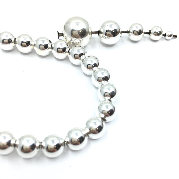 Sterling Silver Round Beads | Fashion Jewellery Outlet