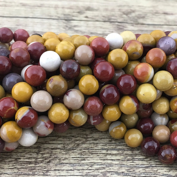 Mookaite Bead | Fashion Jewellery Outlet